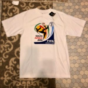 Adidas South Africa FIFA 2010 World Cup T-Shirt